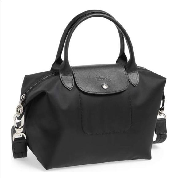 Longchamp Handbags - Longchamp Small Le Pliage Neo Nylon Tote 95b18b96df224